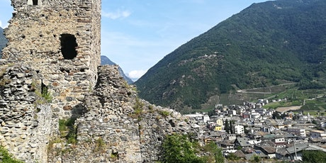 Slow tour al Castellaccio di Tirano con souvenir goloso biglietti
