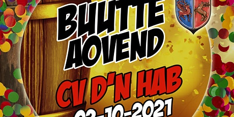 Buutteaovend CV d'n Hab Tickets