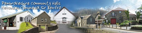 Pembrokeshire Community Buildings Forum tickets