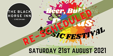 Beer, Bubbles & Bands tickets