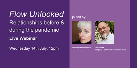 Flow Unlocked: relationships before and  during the pandemic tickets