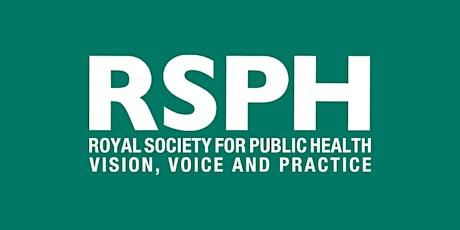 RSPH Sparks Debates with Ahmina Akhtar, Charlotte Augst & Dr Navina Evans tickets