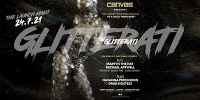 Glitterati: The Opening Party!