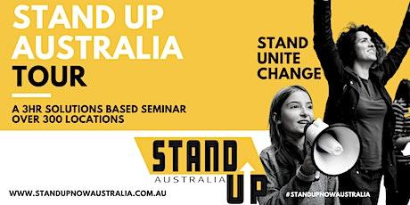 Stand Up Australia Tour - SOUTH SYDNEY - GYMEA tickets