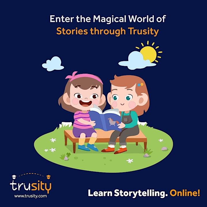 Trusity's Storytelling Workshop image