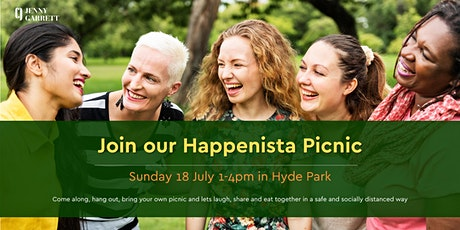 Happenista Picnic in the Park tickets