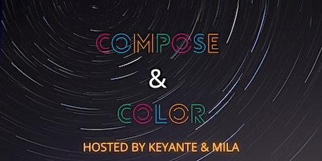 COMPOSE & COLOR tickets