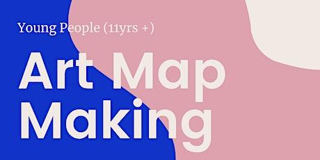 Art Map Making tickets
