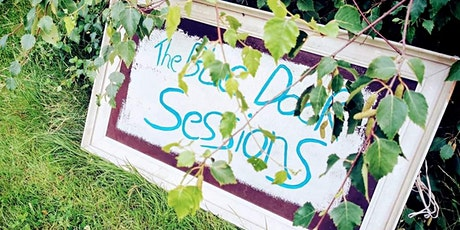 Blue Door Sessions Garden Party and Open Mic tickets