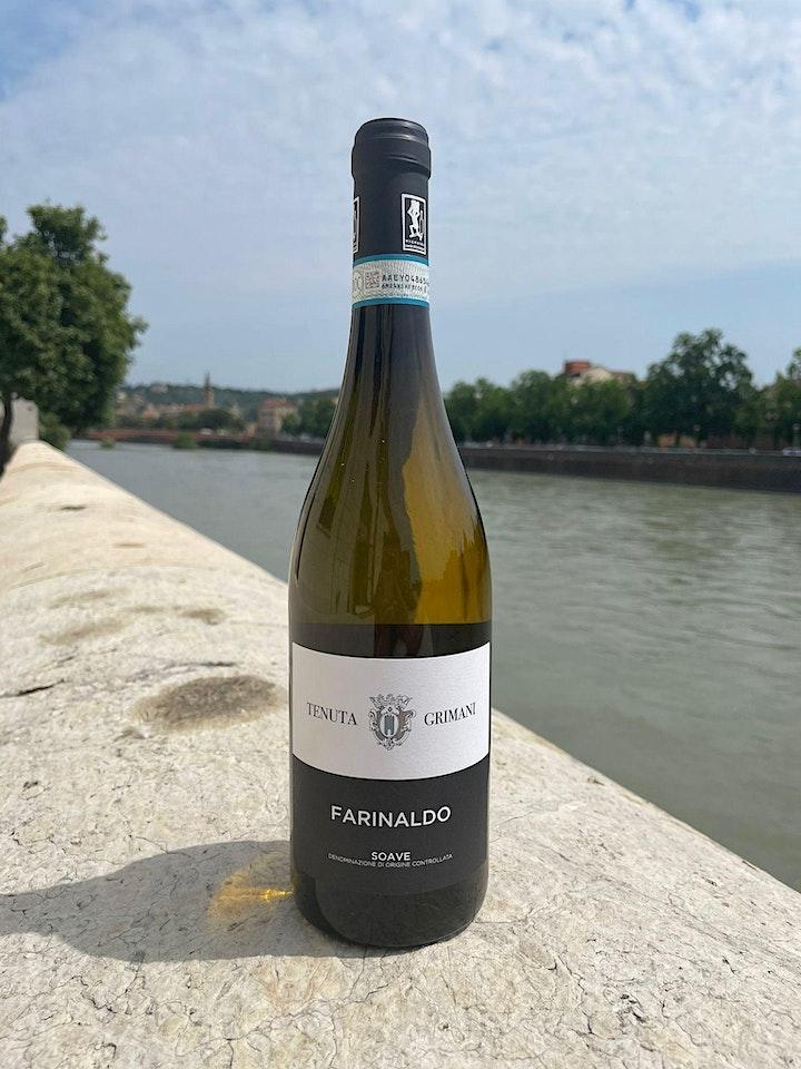 Immagine Degustazione Vino della Tenuta Grimani