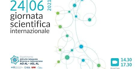 Giornata Scientifica Internazionale biglietti