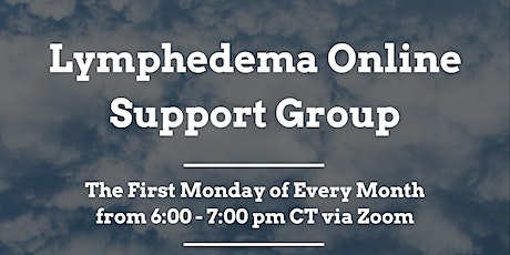 Lymphedema Online Support Group tickets