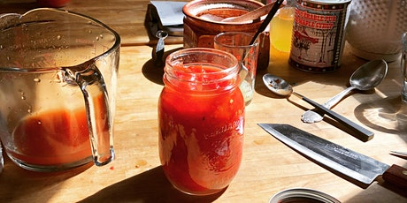 The Preservation Society Guide to Canning Tomatoes tickets