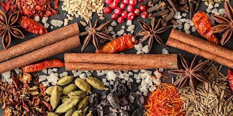 Indian Vegetarian Cooking Class tickets