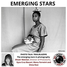 TRAIL BLAZERS: The emerging stars in photography tickets