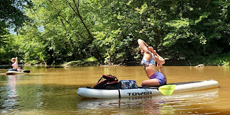The Urban Wolf River/SUP Yoga Experience tickets
