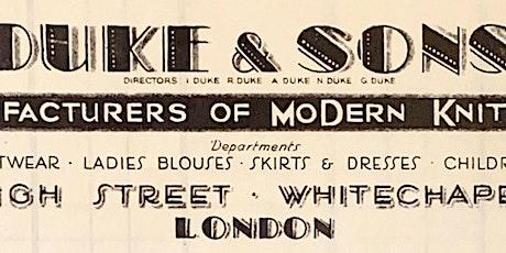 Art Deco in Whitechapel Walking Tour tickets