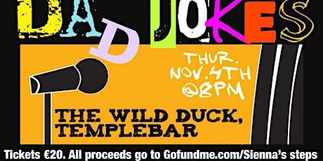 Dad Jokes at The Wild Duck tickets