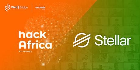 Hack Africa: Stellar Workshop 2 - How to get started developing on Stellar tickets