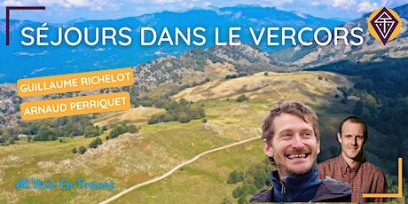 L'Asie en France dans le Vercors - Guillaume et Arnaud billets