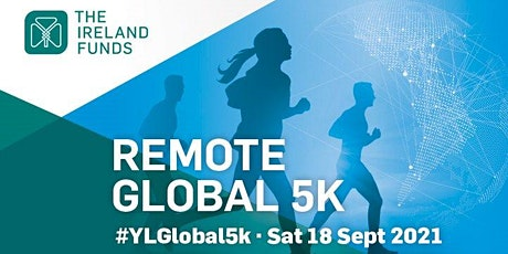 The Ireland Funds Great Britain - Global 5K 2021 tickets