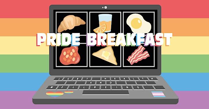 Pride Breakfast 2021 image