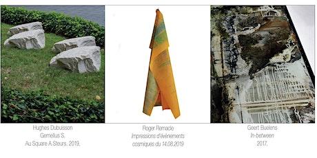 """Vernissage """"HORS D'EUX"""" à la Galerie Détour - Mardi 22 - 18h30-18h50 billets"""