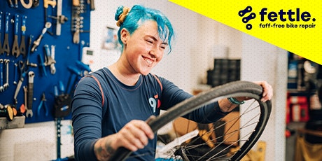 Bike Maintenance Sessions with fettle. tickets