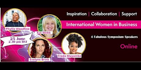 International Women In Business Symposium tickets