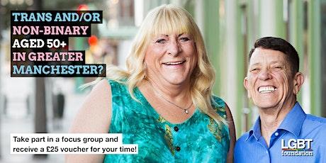 Trans Programme Focus Group: LGBT Extra Care Scheme tickets