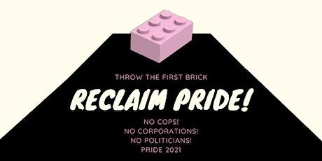 Capital District Reclaim Pride tickets