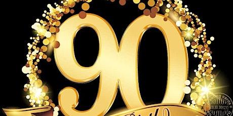 Mr James H. Woods Jr. 90th Birthday Celebration tickets