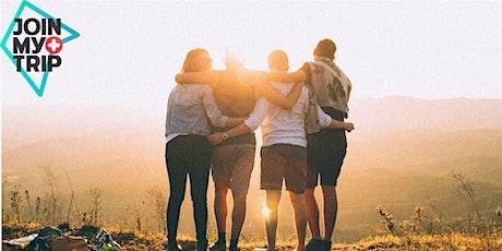 Find Travel Buddies quickly & easily - Travel Talk  tickets
