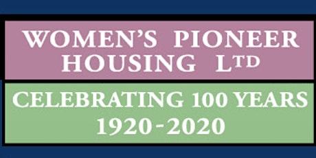 A Feminist Agenda for Housing tickets