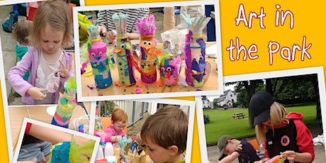 Art in the Park  10 July Session 2 tickets