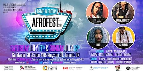 AfroFest tickets