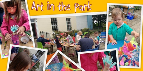 Art in the Park 17 July Session 1 tickets