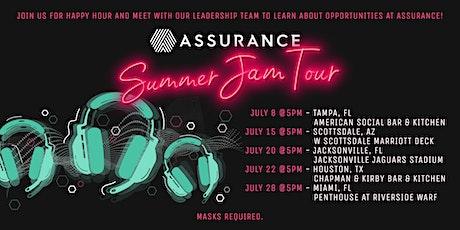 Assurance Summer Jam Tour Houston tickets