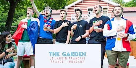 ❂ La Guingette ❂ Le Jardin des Français - France vs Hungary ❂ Jeux d'Hiver billets