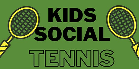 Social Tennis for 9-12 year old in South Sligo Community Park, Tubbercurry tickets