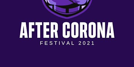 AfterCoronaFestival 2021 Tickets