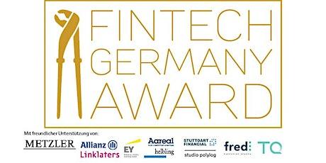 Fintech Germany Award 2021 Tickets
