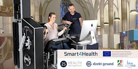 Smart4Health: Starker Rücken leicht gemacht!  - Einführung Tickets