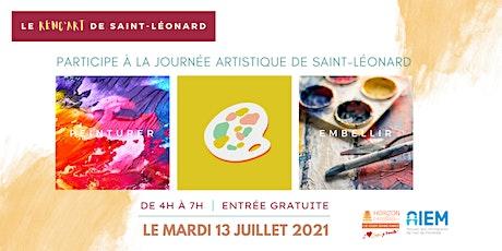 Le renc'Art de Saint-Léonard tickets