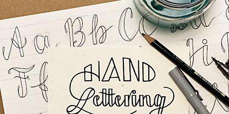 Online-Workshop | Die Kunst der schönen Buchstaben | Für Erwachsene ab 16 Tickets