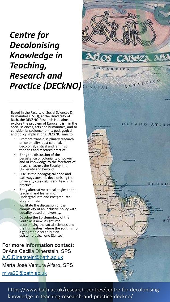 Palestine and the Decolonising of UK Academia image