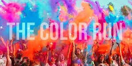 First Annual Color Run tickets