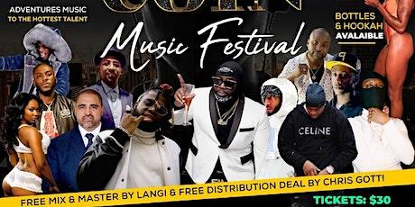 Black Coin presents  Music Festival tickets