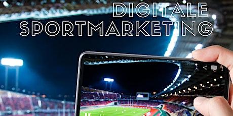 Infosessie postgraduaat digitale sportmarketing - juli tickets
