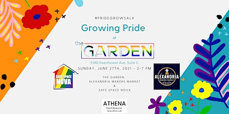 Growing Pride at The Garden tickets